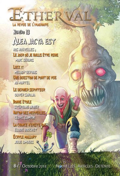 Couverture de la revue Etherval numéro 13